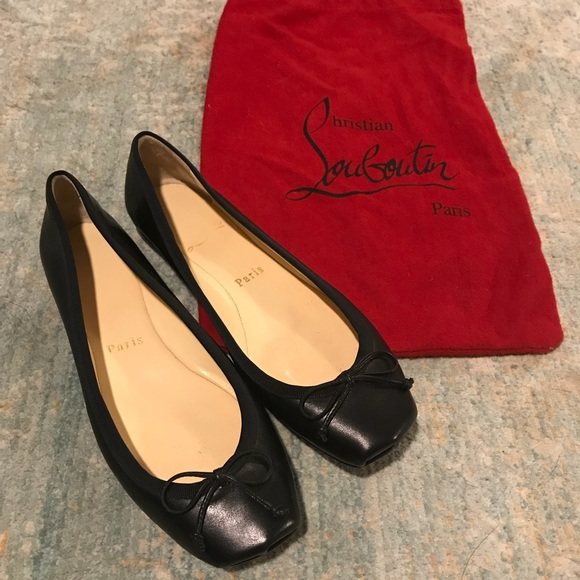 045d05b58c7 Christian Louboutin Shoes - Christian Louboutin Rosella ballet flats